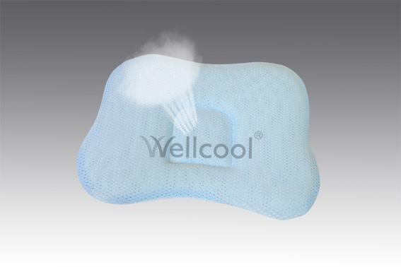 3D婴儿定型枕头1